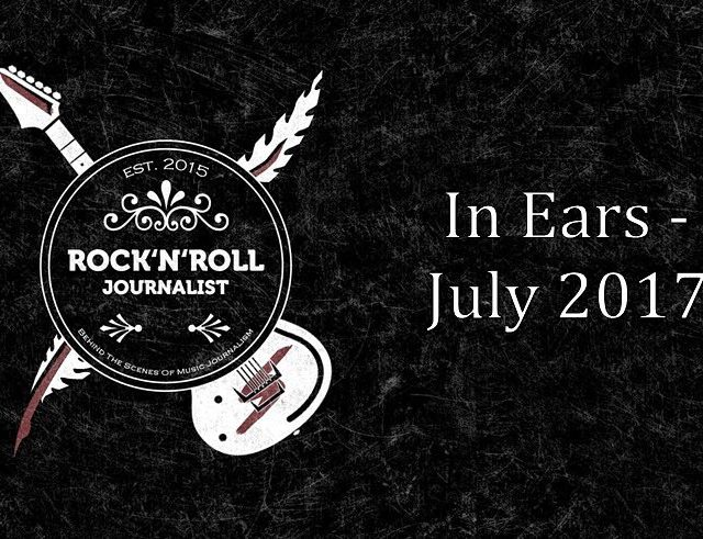 Monthly reviews for July 2017 include stevehackett tidesfromnebula Soen samanovozbozihellip