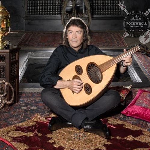 Interview with legendary guitarist stevehackett about his most favorite albumshellip