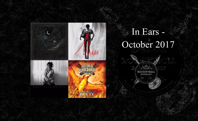 In Ears - October 2017