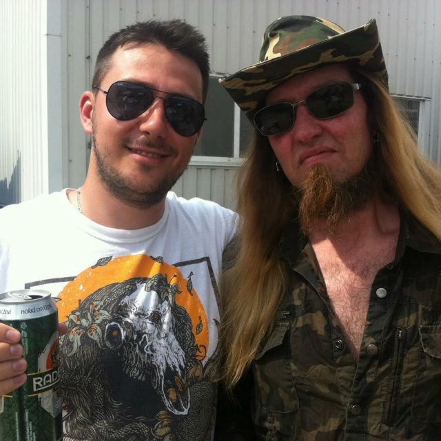 Cant believe it! RIP Warrel Dane So sorry there washellip