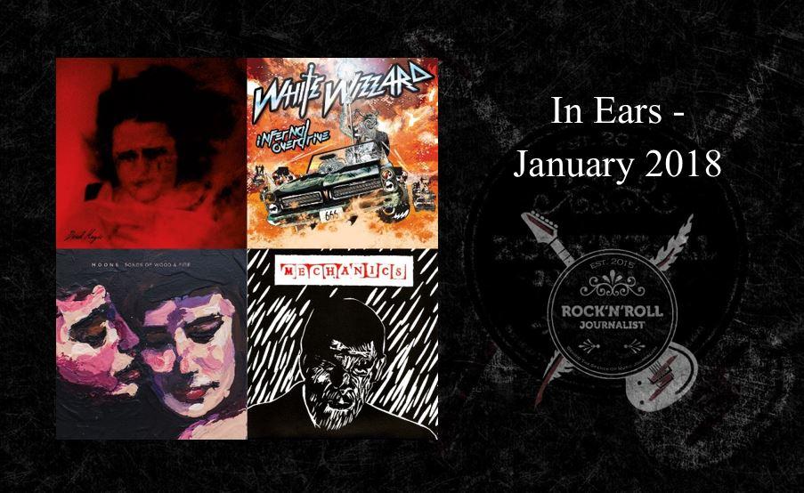 In Ears - January 2018