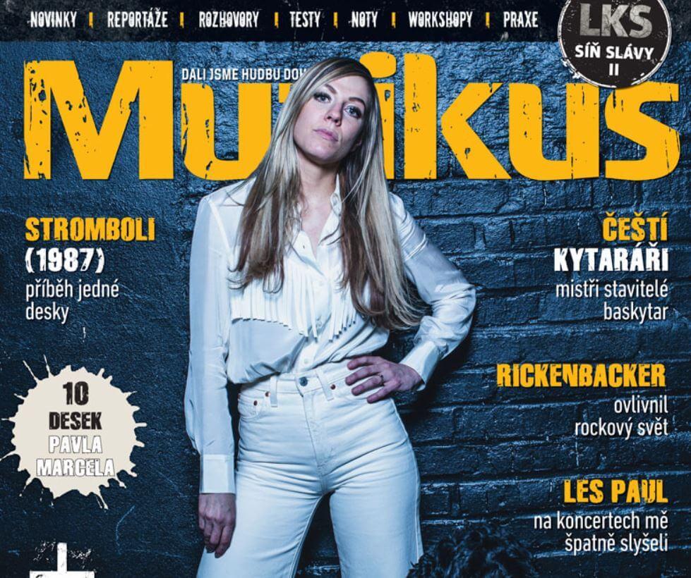 Blues Pills Interview 2020 - Elin Larsson