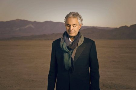 Andrea Bocelli Interview 2018