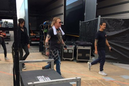 Roadie's Diary – Guns N' Roses