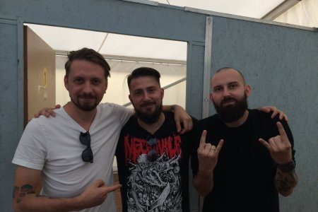 Tides From Nebula Interview 2017