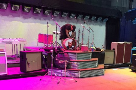 Roadie's Diary – Foo Fighters