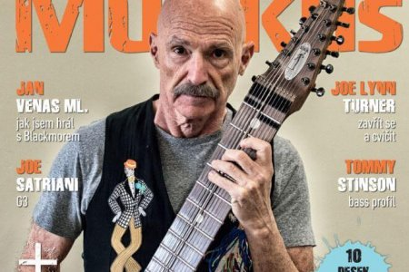 Tony Levin Interview 2018