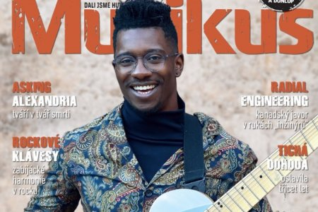 Tosin Abasi Interview - Front Cover Story