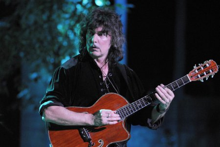 Behind the scenes of an interview with Ritchie Blackmore